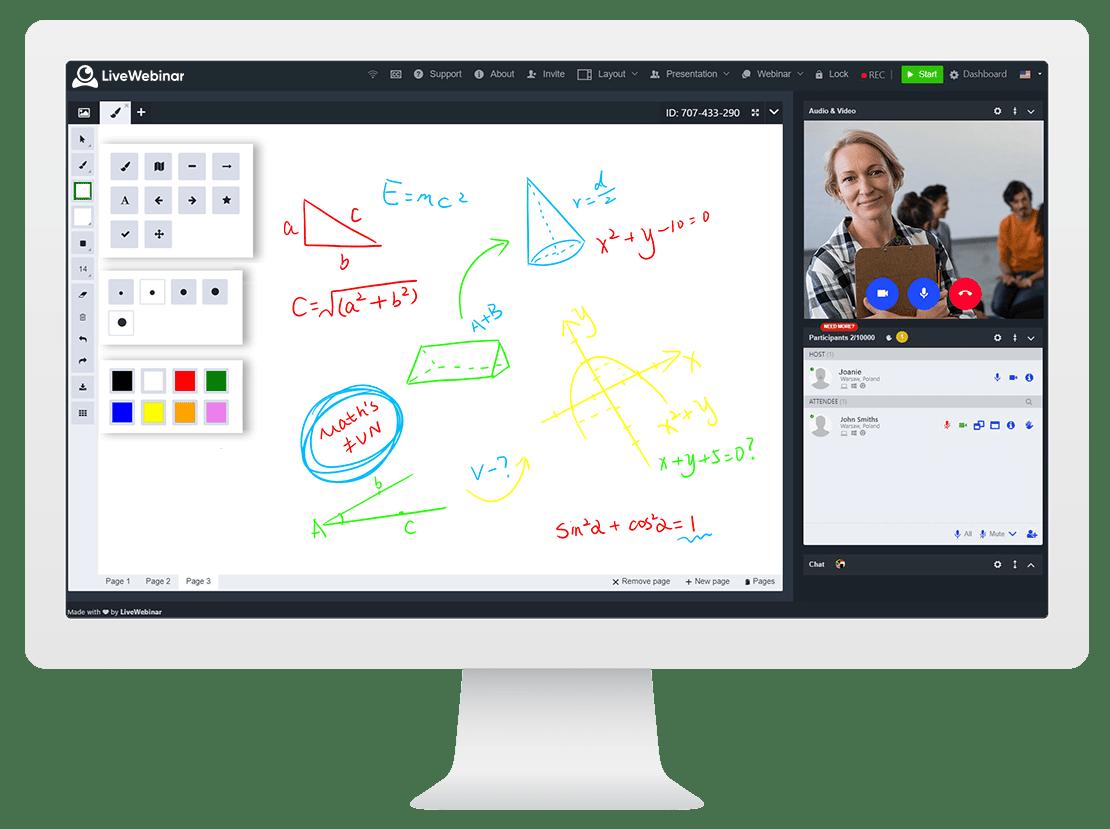 LiveWebinar's Short Guide to Teaching Online