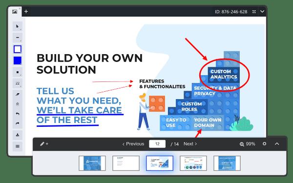 LiveWebinar Presentations