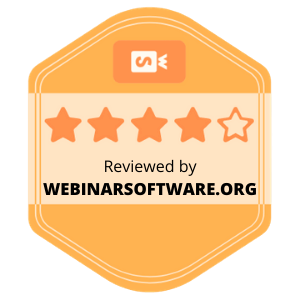 LiveWebinar - software ratings and reviews on Webinarsoftware