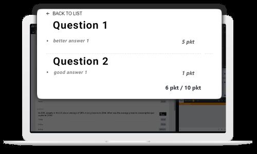 Test & Surveys