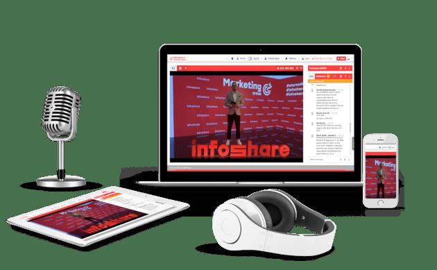 infoshare virtual event