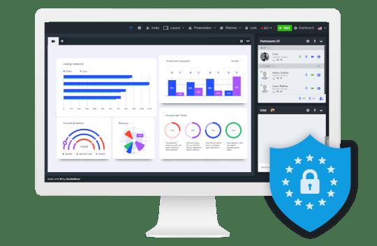 secure webinar platform
